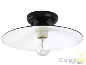 Plafoniere Industriali Diametro 30 : Lampadario plafoniera lampada da soffitto industriale rustico in