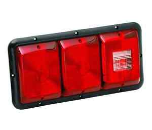 Bargman-Triple-Tail-Light-for-RV-Camper-Trailer-Motorhome-5th-Wheel