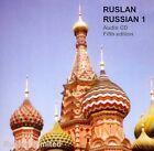 Ruslan Russian 1: a Communicative Russian Course by John Langran, Natalia Veshneva (CD-Audio, 2012)