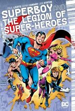 Superboy and The Legion of Super-heroes Volume 2 by Paul Levitz 9781401280857