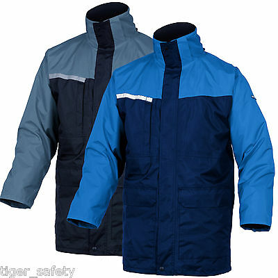Delta Plus Panoply Alaska2 2-in-1 Waterproof Mens Outdoor Parka Jacket Rain Coat