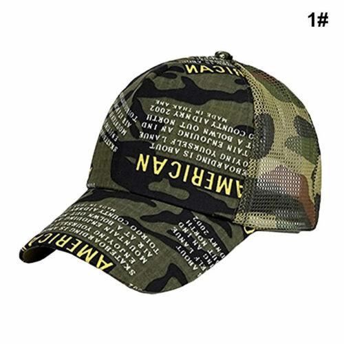 Camouflage Baby Kids Hat Toddler Child Girl Boy Sun Basebal Outdoor Cap Hat P3S1