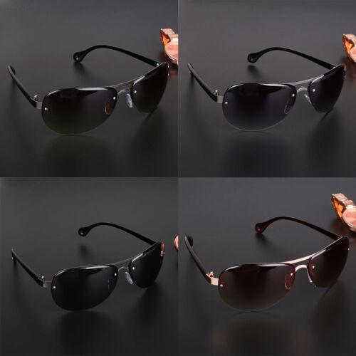 B400 848E Retro Men Two-Tone Polarized Sunglasses Glasses Outdoor Sports Eyewear