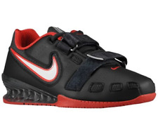 0d5cb66d5b587 Men s Nike Romaleos II Power Lifting Shoes Size 15 Color Varsity Red ...