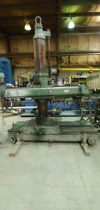 Staveley Asquith -  Radial Arm Drilling Machine, Machine No. P31910, 550V Canada Preview