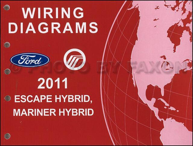 Diagram  2004 Ford Escape Service Shop Repair Manual Set
