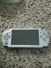 Sony PSP 2001 Slim Launch Edition Handheld System - Silver