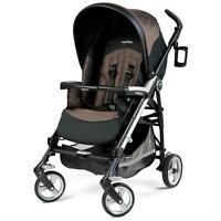Peg Perego 2012 Pliko Four Stroller In Moon Brand