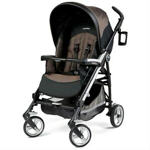 Peg Perego Switch Four Newmoon Lightweight, Umbrella Single Seat Stroller