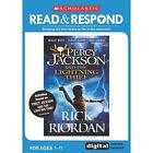 Percy Jackson and the Lightning Thief by Sarah Ellen Burt, Debbie Ridgard (Mixed media product, 2016)