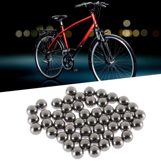 "8 Pcs Bike Bicycle Casters Steel Bearing Balls 8mm 5//16/"""