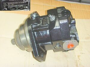 Rexroth A6VE55HZ3/63W-