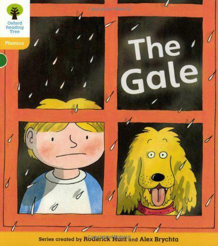 Oxford Reading Tree: Stade 5: Floppy's Phoniques Fiction : ' Gale par Roderick