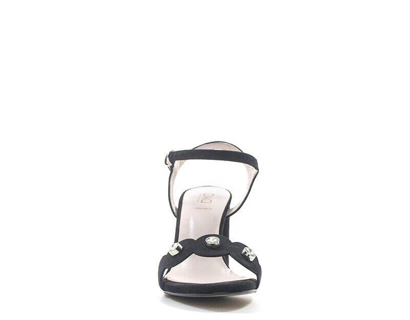 Schuhe DGoldTHYD Frau Frau Frau schwarz PU 2384L003-NE  6f4323
