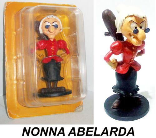 Hobby /& Work NONNA ABELARDA 54 - USCITA N FUMETTI 3D COLLECTION - FIGURE