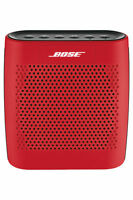 Bose Soundlink Colour Bluetooth Speaker - Red