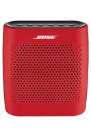 Bose Soundlink Colour Bluetooth Speaker - Red