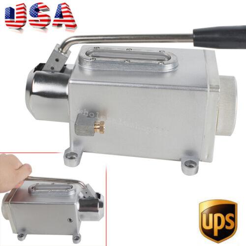 US Hand pump lubricator lubricating oil pump Manual milling//Punching machine A+