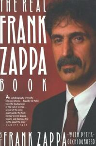 Real Frank Zappa Book by Frank Zappa and Frank Zappa (1990, Trade Paperback, Rep