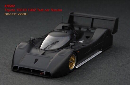 SALE HPI Toyota TS010 1992 Test Car Suzuka Suzuka Suzuka 1 43 model GT-One 9c8f61