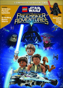LEGO-Star-Wars-The-Freemaker-Adventures-The-Complete-Season-2-Second-DVD-NEW