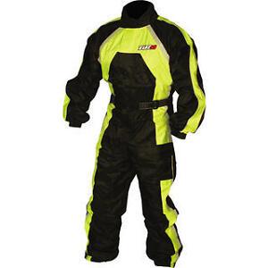 Tuzo-Adult-Waterproof-One-Piece-Oversuit-Motorcycle-Motorbike-Fluo-Yellow-T