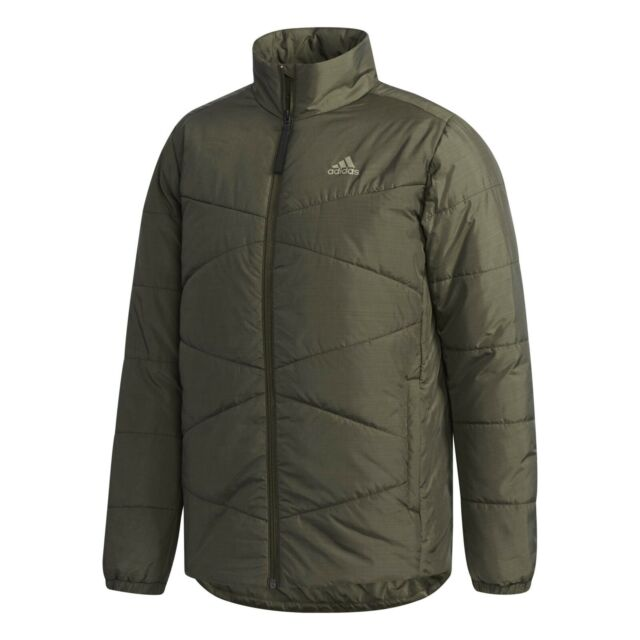 Adidas Bsc Men's Insulated Winter Jacket Trace olive Sports Performance