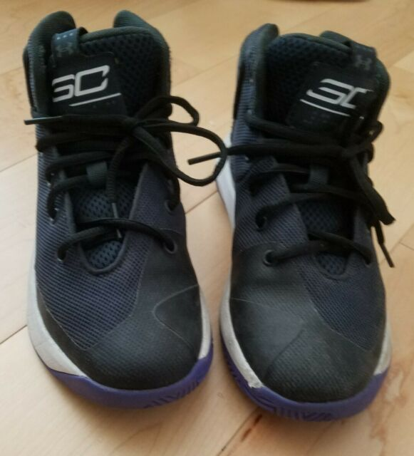 Under Armour Curry 2 Tennis Shoes Size