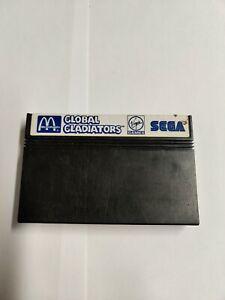 Global Gladiators | Sega Master System | PAL | Cart Only