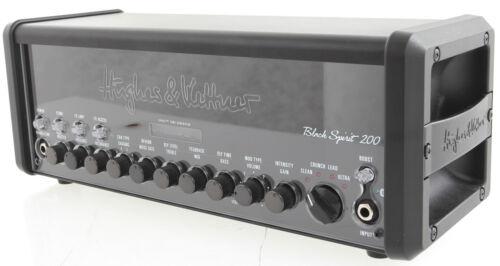 Hughes /& Kettner Black Spirit 200 headAmp mit virtueller EngineB-Ware