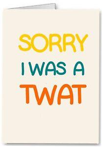 Sorry Friend