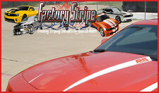 CAMARO RS HOOD SPEARS GRAPHICS DECALS 2010 2011 2012 2013 FACTORY STRIPE