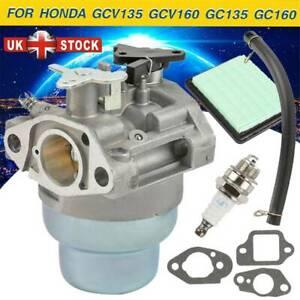 16100-Z0L-023 Carburetor for Honda GCV160 GCV160A GCV160LA GCV160LAO GCV160LE Engines Carb Assembly with 16561-Z0L-000 16562-ZM0-000 Spring gaskets 16211-ZL8-000 Insulator kit