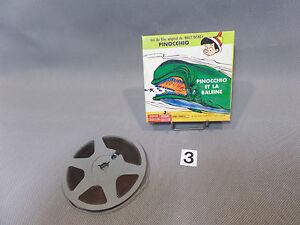 Pinocchio et la baleine film super 8 sonore couleur tr s - Baleine pinocchio ...
