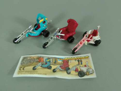 Today for Selection D Cars: Various Complete Sets Cars 1998