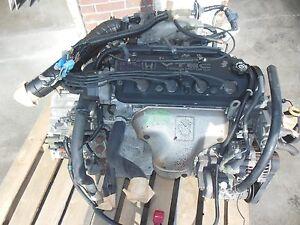 1998 2002 Honda Accord 2 3l Engine F23a Vtec Engine Honda Accord Ex