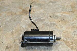 11 12 kawasaki klr 650 engine starting starter motor works for How a starter motor works