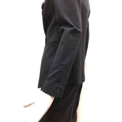 Twinset damespak broek mouwen zwart Mytwin en jack compleet met slanke lange 67ndfqvxw