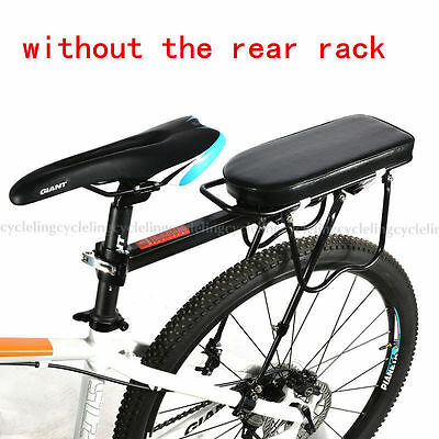 ROCKBROS Cycling Bike Bicycle MTB Soft Cushion Rear Rack Seat Black New