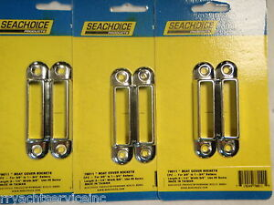BOAT COVER SOCKETS SEACHOICE 78011 6PAC THREE PAIRS FALL SPECIAL BOAT STORAGE
