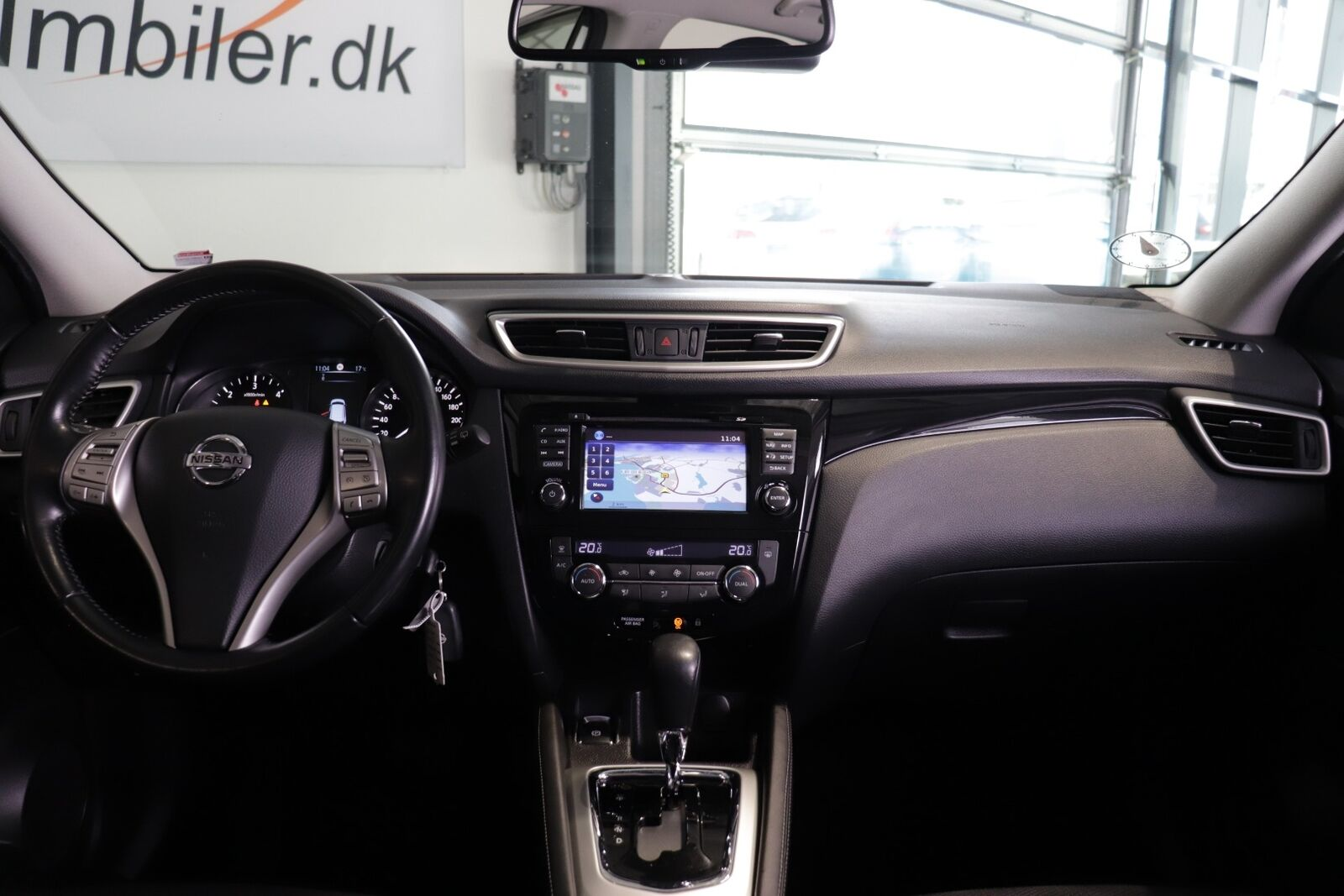 Nissan Qashqai dCi 130 Acenta X-tr.