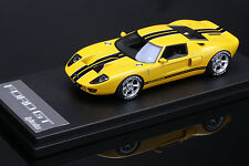 Ford GT Concept  **Yellow** -- HPI #8444 1/43