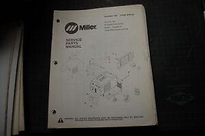 Details about Miller Welder MAXSTAR 150 GENERATOR Owner Parts Manual book  catalog list spare