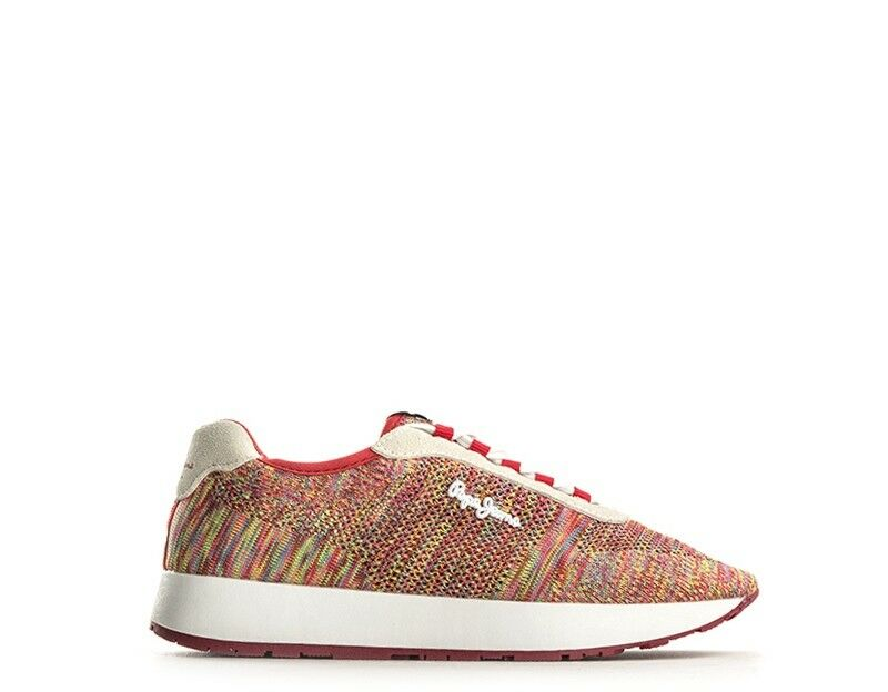 Chaussures PEPE JEANS Femme or argent Tissu PLS30490-245