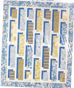 Counterpoint fabulous pieced quilt PATTERN 2 sizes SALE Mountainpeek