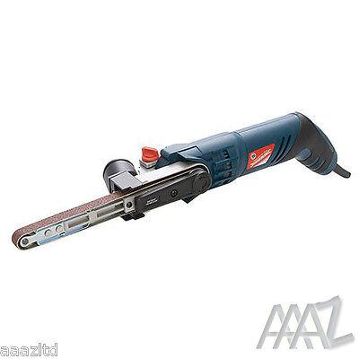 Silverline Silverstorm 260W Power File Belt Sander Electric Sanding Tool 13mm