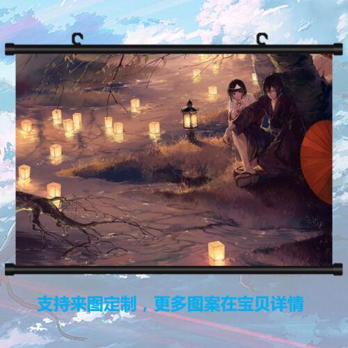 Anime Noragami Cosplay Wall Scroll Poster Art Home Decor Otaku Gift 40*55cm#M-2