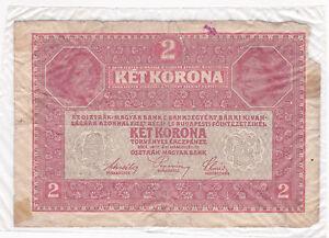 Austria, 2 Kronen, 1917, Österreich 2 Korona - NRW, Deutschland - Austria, 2 Kronen, 1917, Österreich 2 Korona - NRW, Deutschland