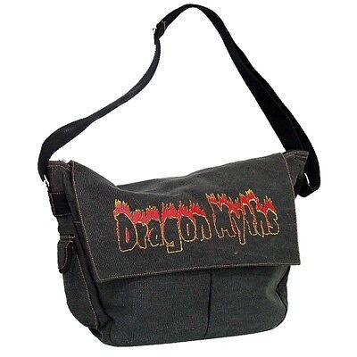 Angemessen Umhängetasche Tasche Drache Dragon Myths Rucksack Gothic Halloween 75007 S üBerlegene Materialien