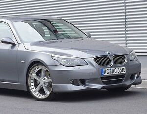 AC Schnitzer Front Spoiler Rear Skirt For BMW Series E LCI - Bmw ac schnitzer